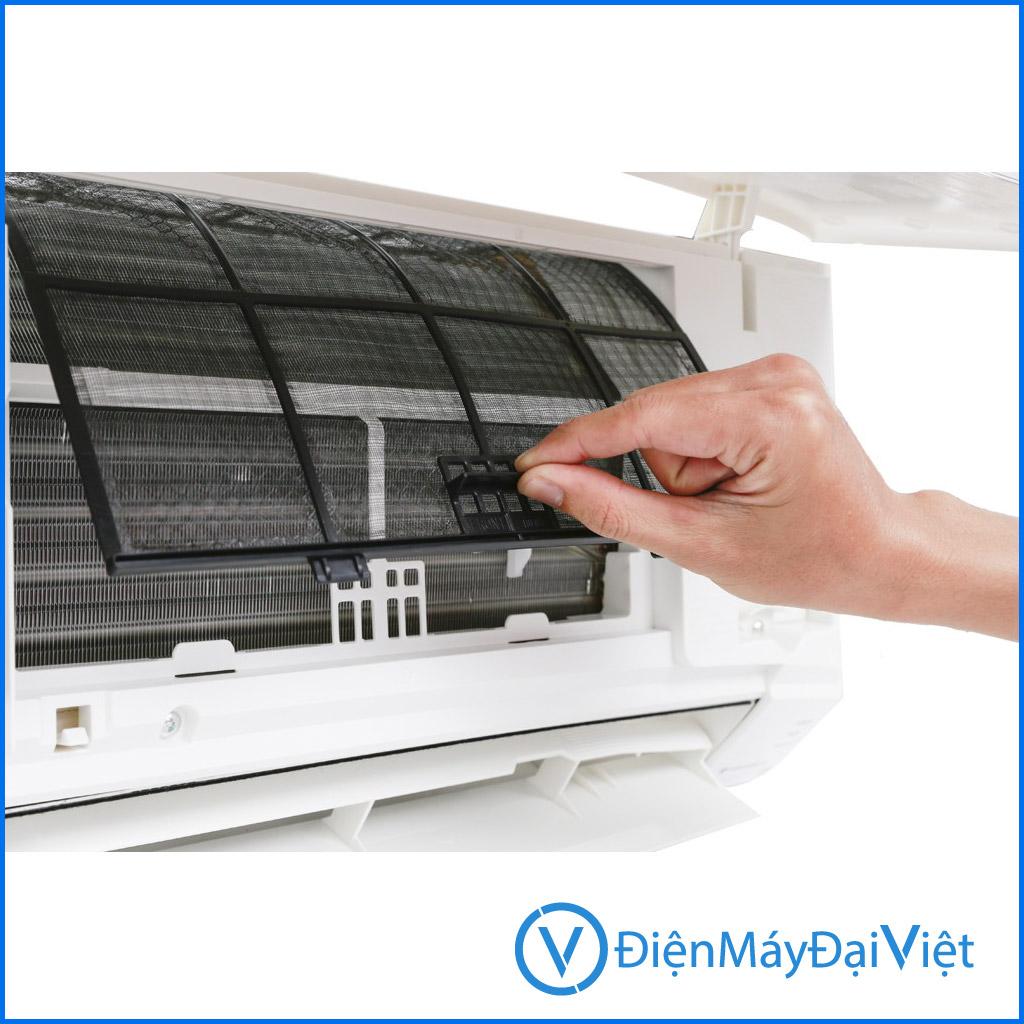 Máy lạnh Panasonic Inverter 1 HP CUCS PU9UKH 8 Dien May Dai Viet 1