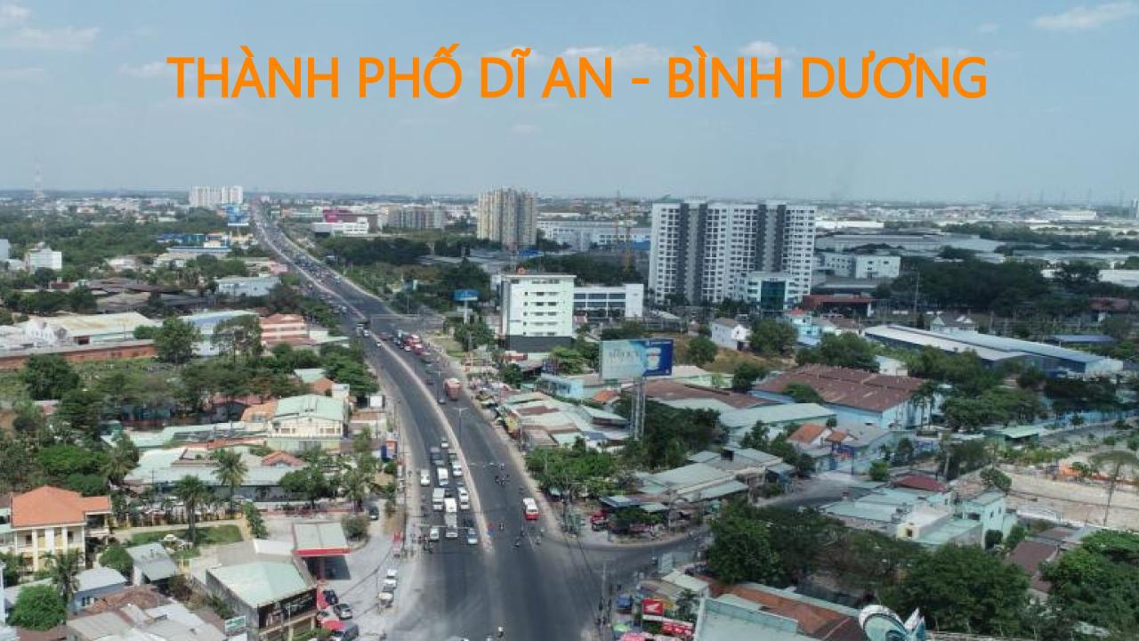Thành phố dĩ an bình dương Điện Máy Đại Việt