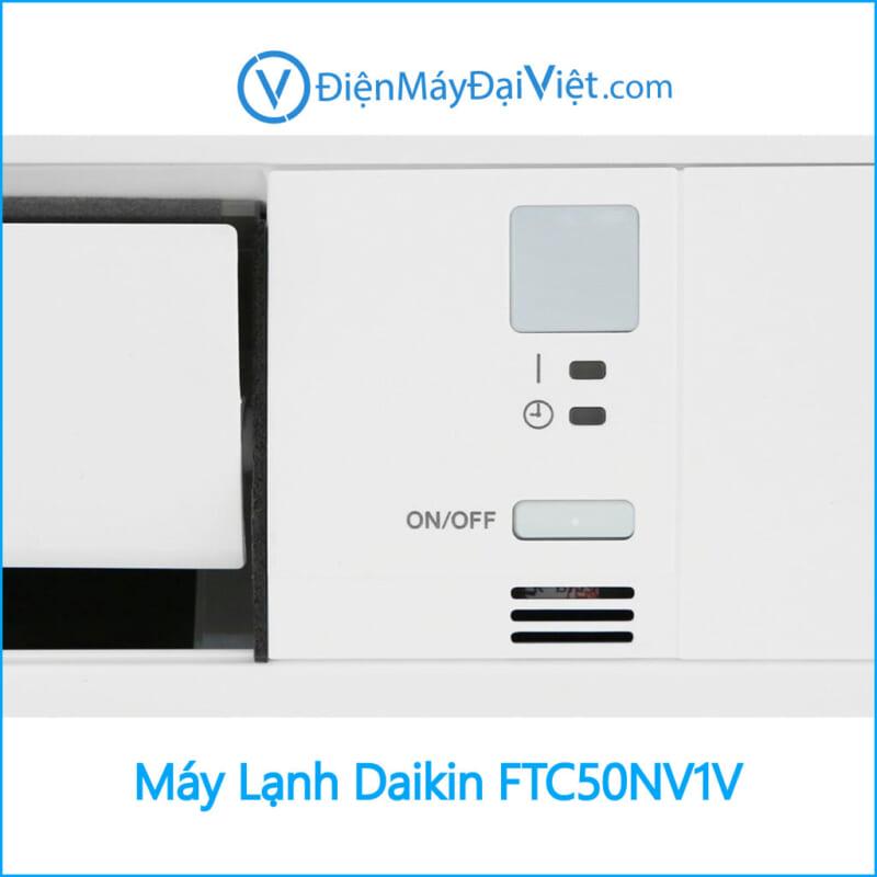 Bảng điều khiển Máy Lạnh Daikin FTC50NV1V Điện Máy Đại Việt