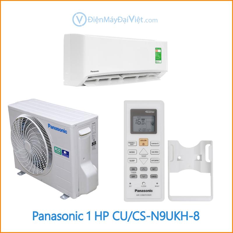 Máy lạnh Panasonic 1 HP CUCS N9UKH 8 Dien May Dai Viet 2