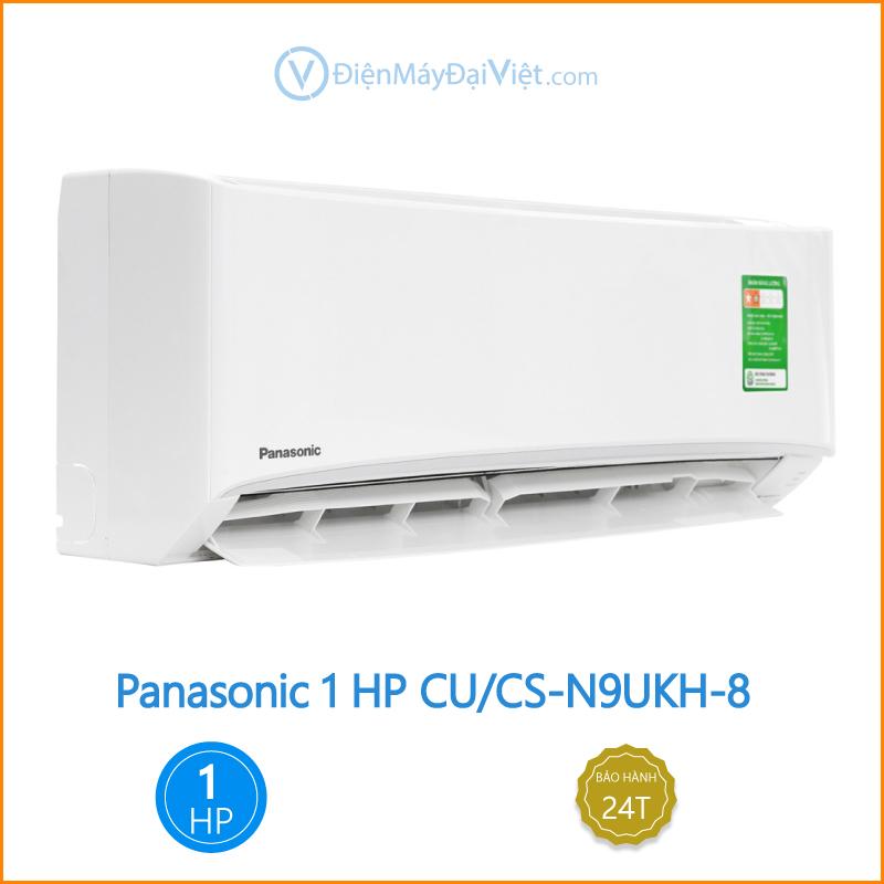 Máy lạnh Panasonic 1 HP CUCS N9UKH 8 Dien May Dai Viet