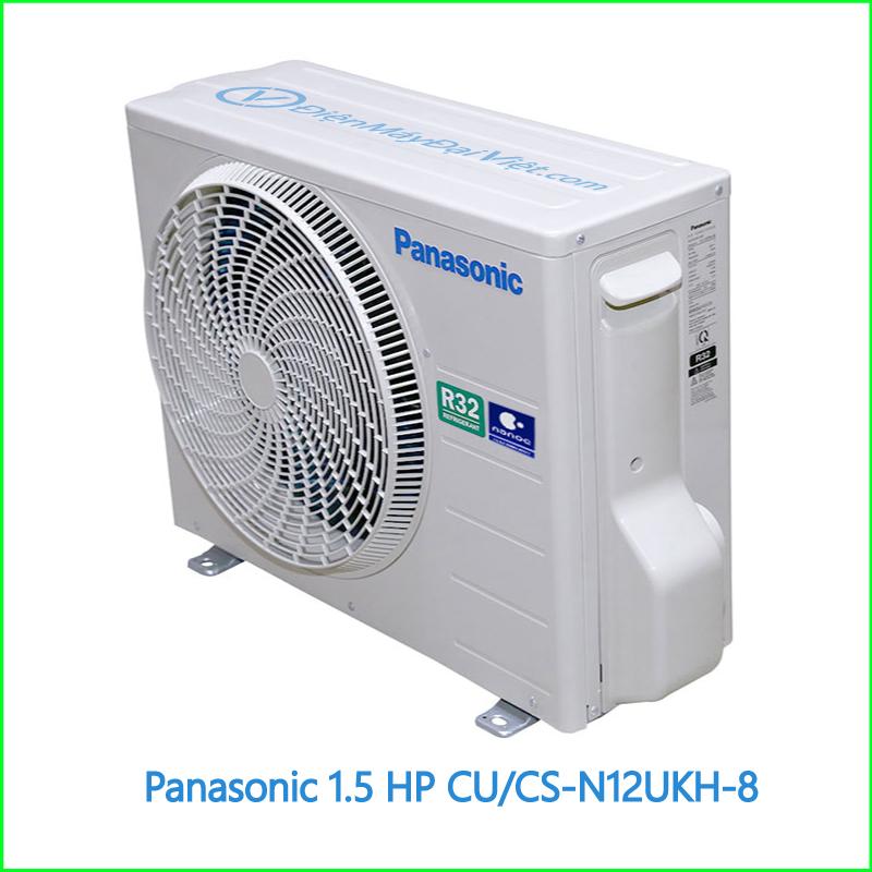 Máy lạnh Panasonic 1.5 HP CUCS N12UKH 8 2