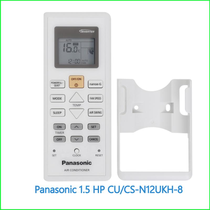 Máy lạnh Panasonic 1.5 HP CUCS N12UKH 8 3