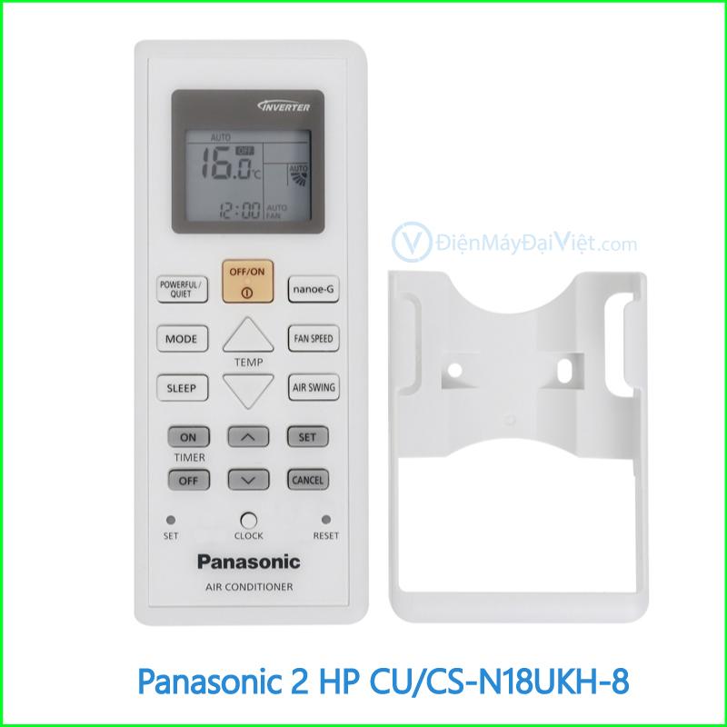 Máy lạnh Panasonic 2 HP CUCS N18UKH 8 2
