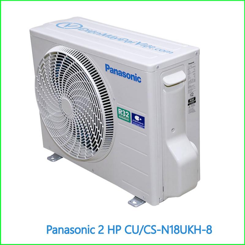 Máy lạnh Panasonic 2 HP CUCS N18UKH 8 3