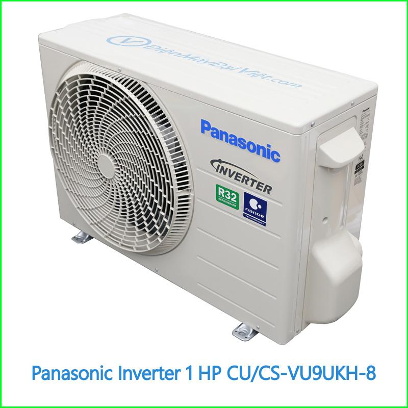 Máy lạnh Panasonic Inverter 1 HP CUCS VU9UKH 8 1