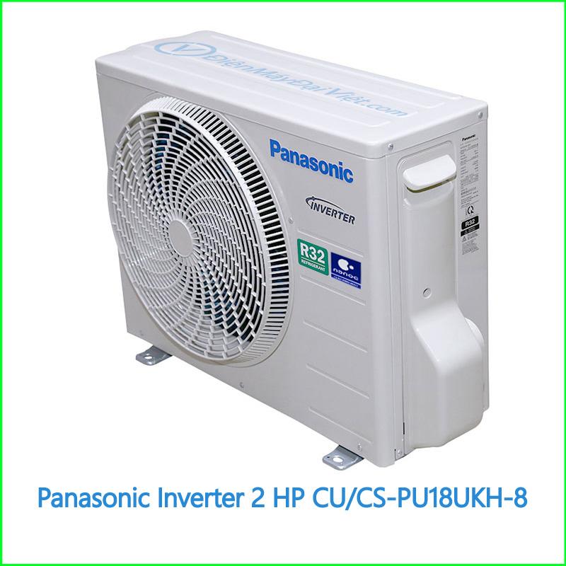 Máy lạnh Panasonic Inverter 2 HP CUCS PU18UKH 8 1