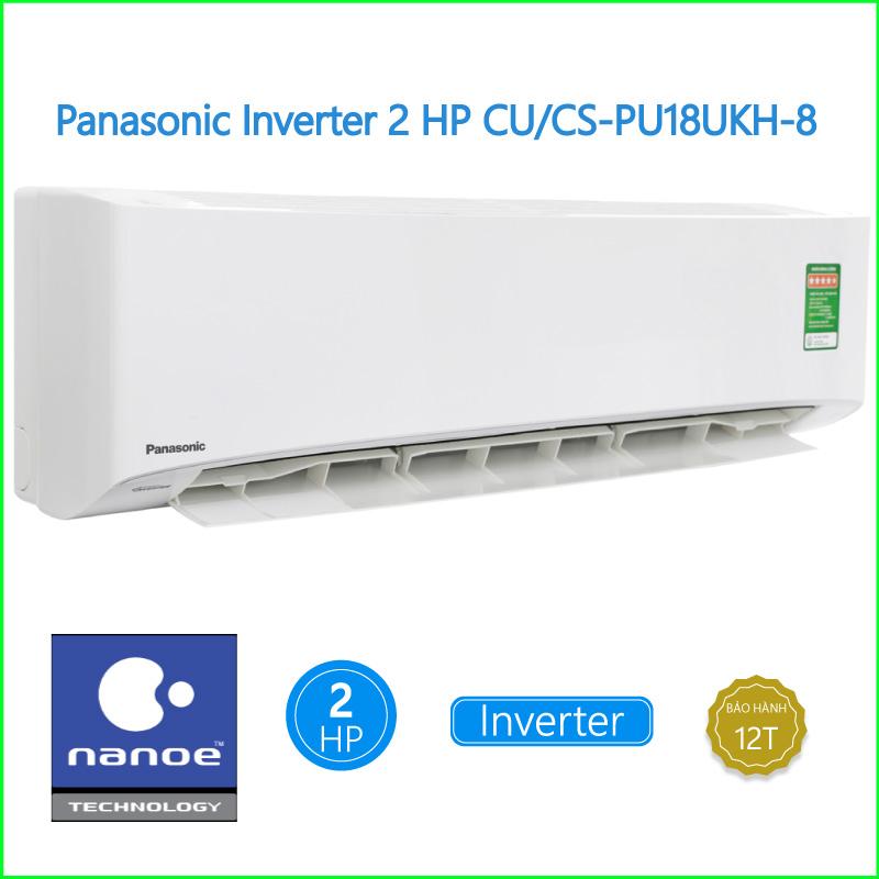 Máy lạnh Panasonic Inverter 2 HP CUCS PU18UKH 8