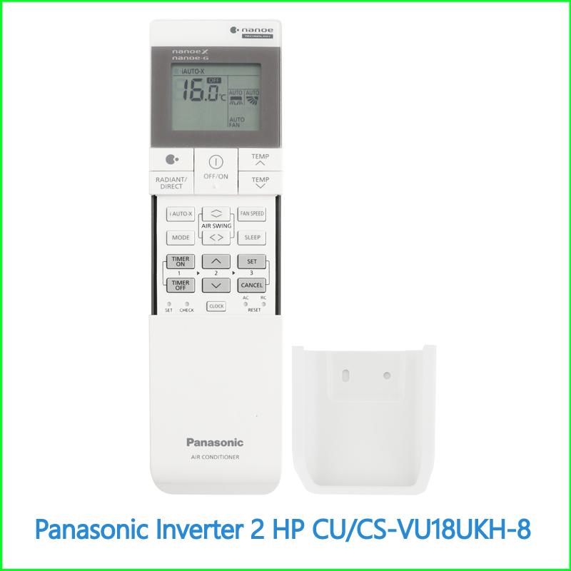 Máy lạnh Panasonic Inverter 2 HP CUCS VU18UKH 8 2
