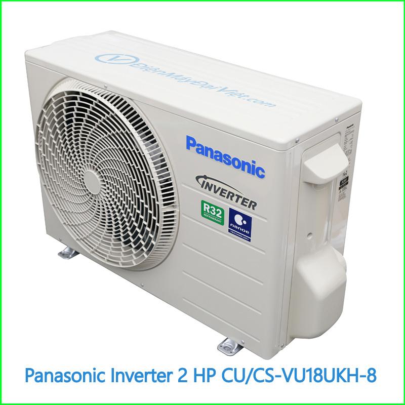 Máy lạnh Panasonic Inverter 2 HP CUCS VU18UKH 8 3