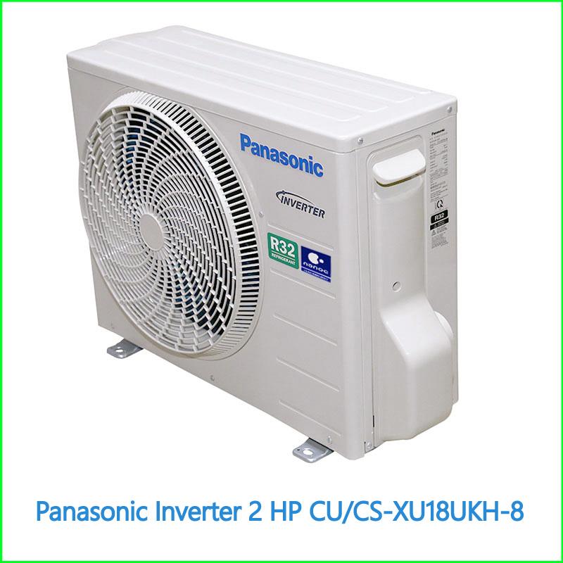 Máy lạnh Panasonic Inverter 2 HP CUCS XU18UKH 8 2