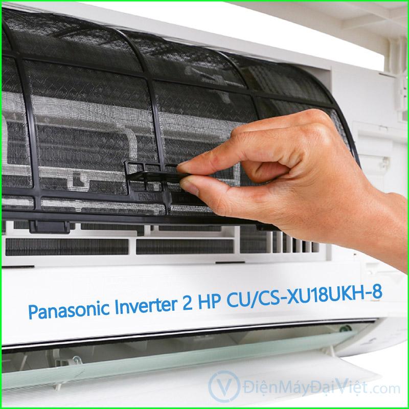 Máy lạnh Panasonic Inverter 2 HP CUCS XU18UKH 8 3