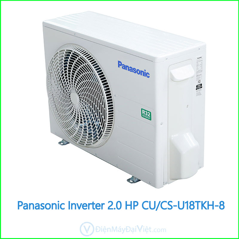 Máy lạnh Panasonic Inverter 2.0 HP CUCS U18TKH 8 2