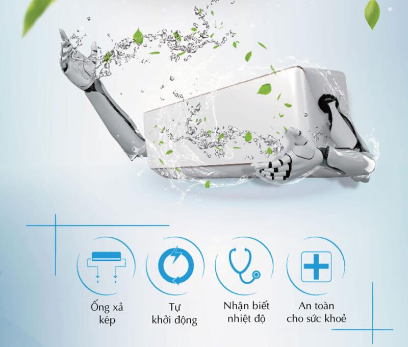 Máy lạnh Akino 1.5 HP AKN 12CFS1FA 2
