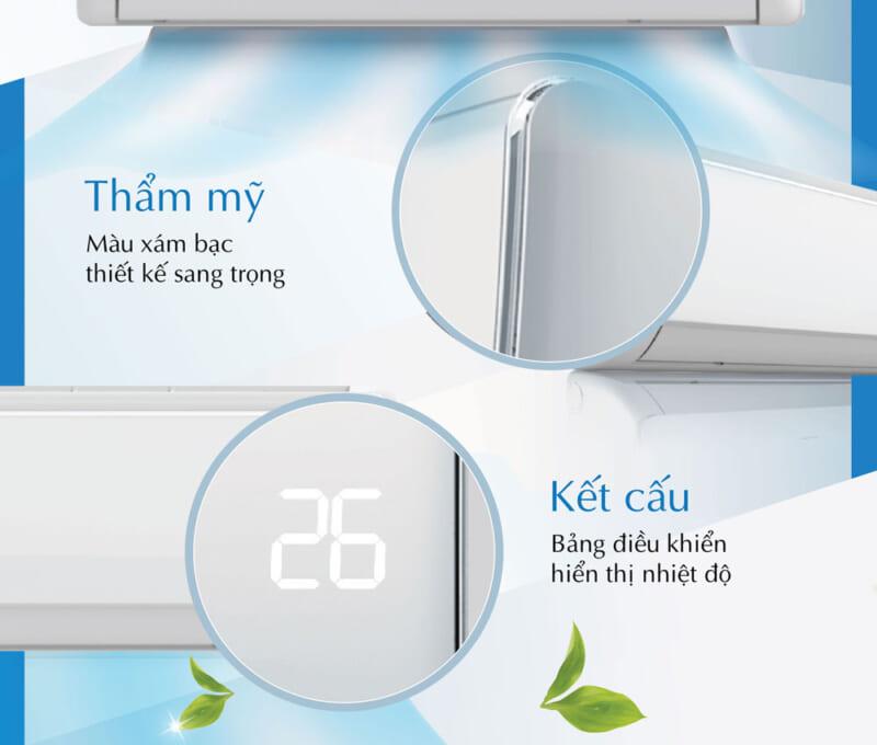 Máy lạnh Akino 1.5 HP AKN 12CFS1FA 3