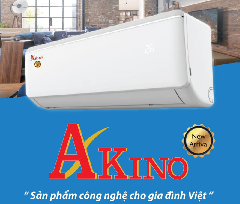 Máy lạnh Akino 1.5 HP AKN 12CFS1FA