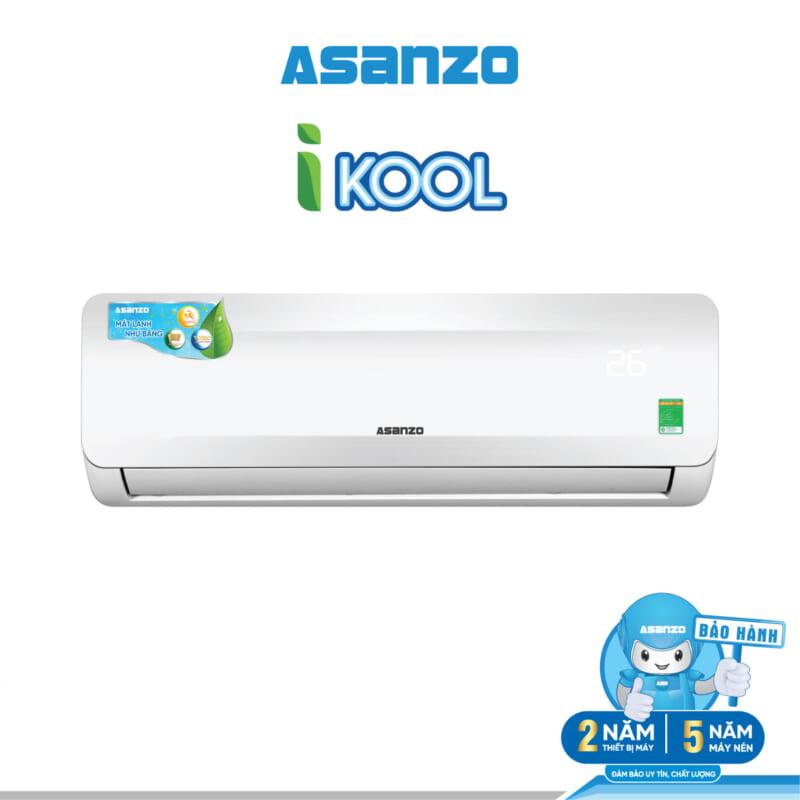 May Lanh Asanzo 1.5 HP S12N66 GAS 410 2020 Chinh Hang