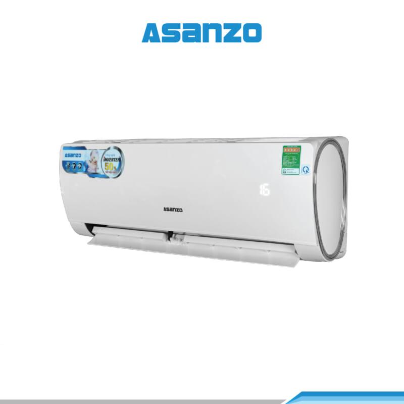 May Lanh Asanzo 2HP INVERTER K18N66 GAS 410 Chinh Hang 4