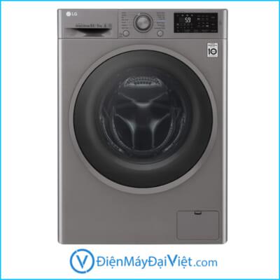 May giat LG Inverter 9 kg FC1409D4E Chinh Hang
