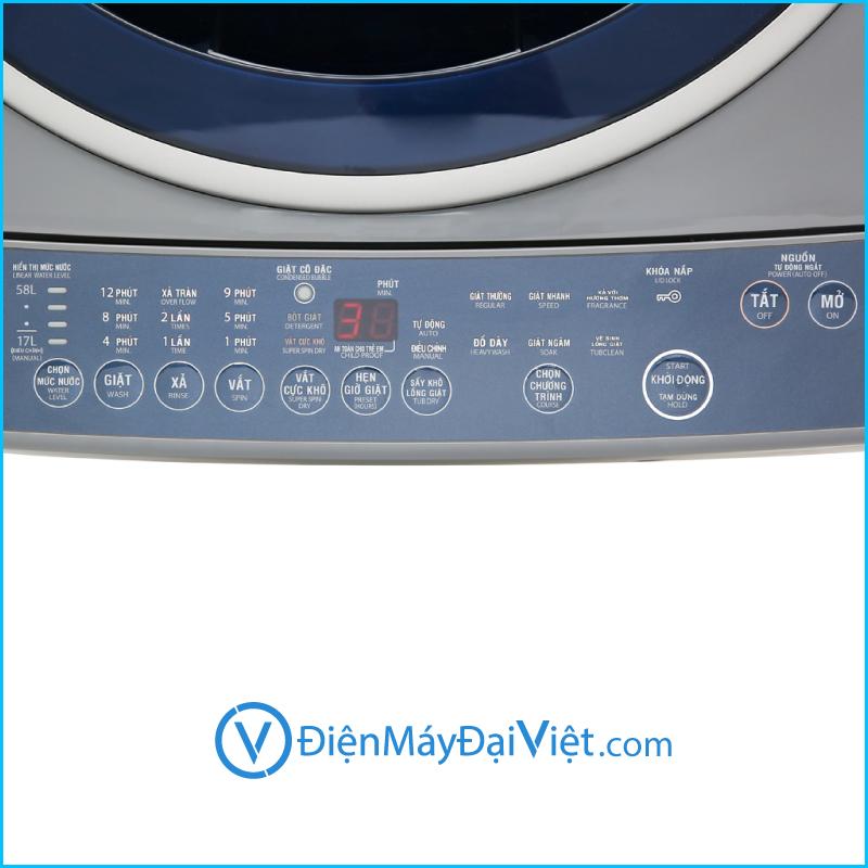May giat Toshiba 8.2 kg AW J920LV SB Chinh Hang 3