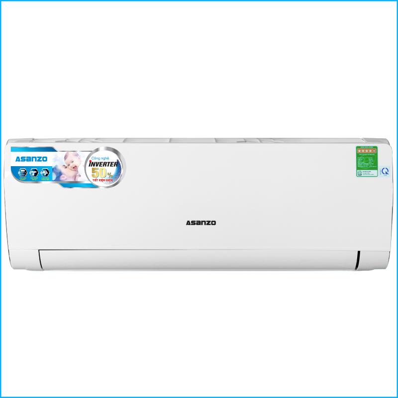 May lanh Asanzo 2HP Inverter K18N66