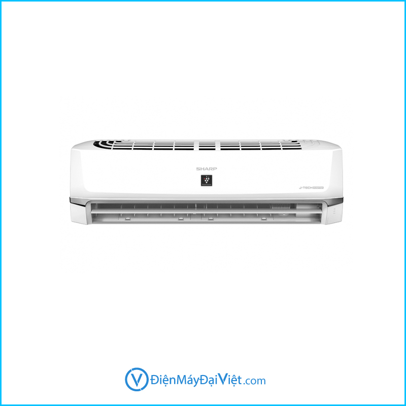 May lanh Sharp Inverter 1.5 HP AH XP13WHW 1