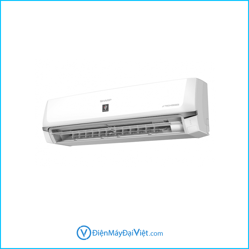May lanh Sharp Inverter 1.5 HP AH XP13WHW 3
