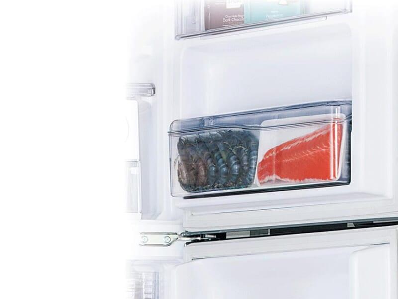 Hộp đựng riêng biệt có nắp đậy tủ lạnh panasonic