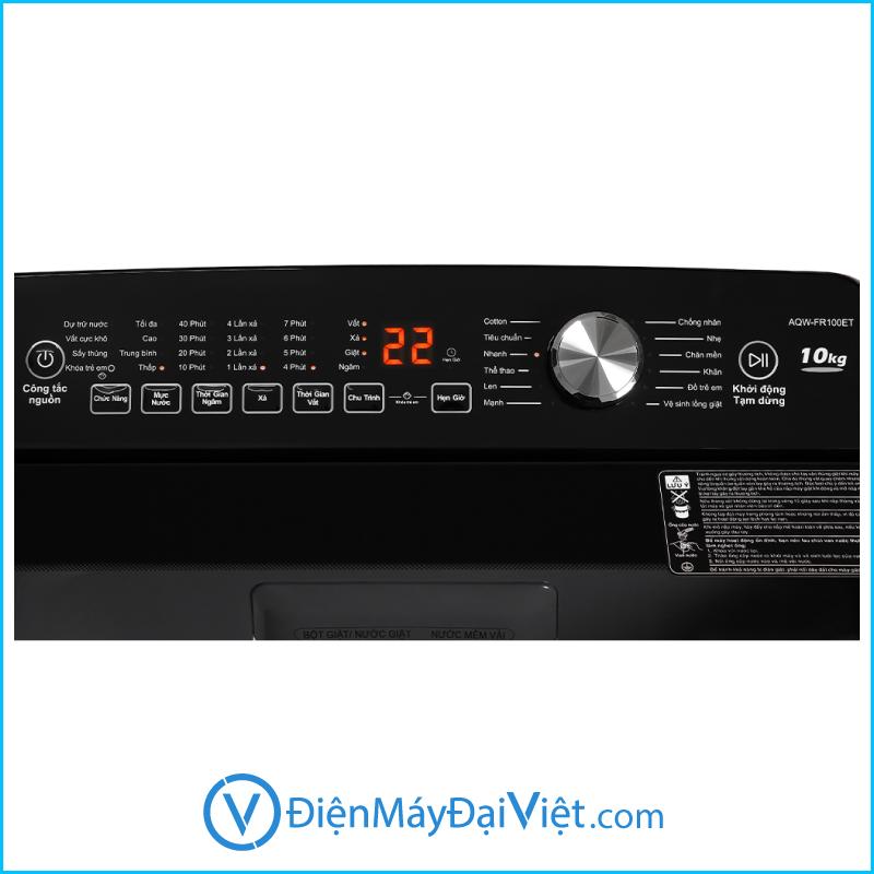 May giat Aqua Inverter 10 kg AQW FR100ET S Chinh Hang 3