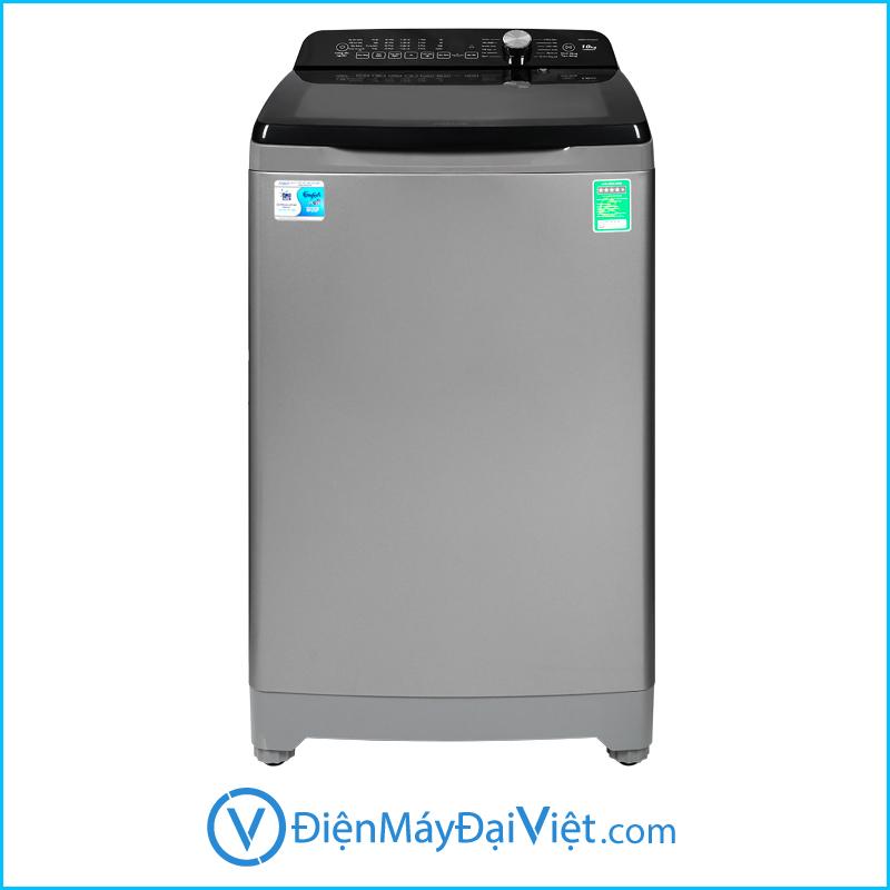 May giat Aqua Inverter 10 kg AQW FR100ET S Chinh Hang