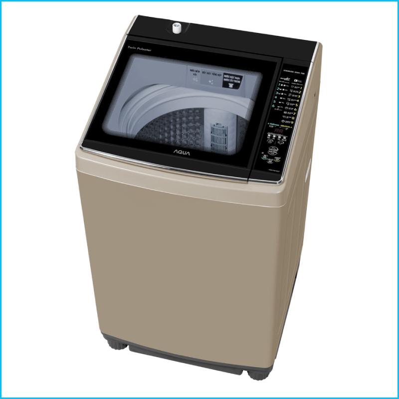 May giat Aqua Inverter 10.5 kg AQW FW105AT N Chinh Hang 1