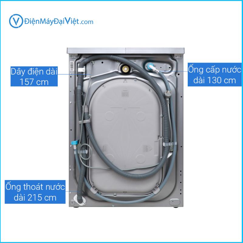 May giat Electrolux Inverter 9 kg EWF9024ADSA 5