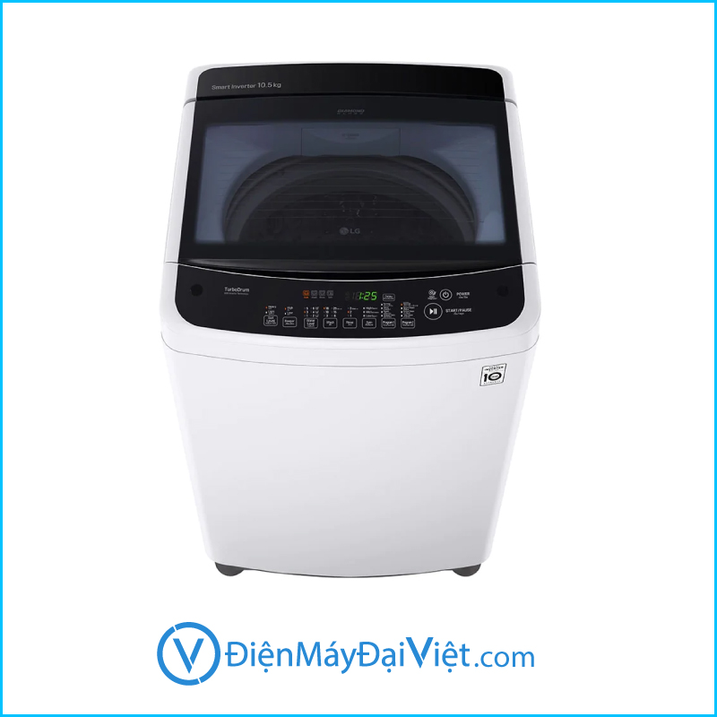 May giat LG Inverter 10.5 kg T2350VS2W Chinh Hang 4