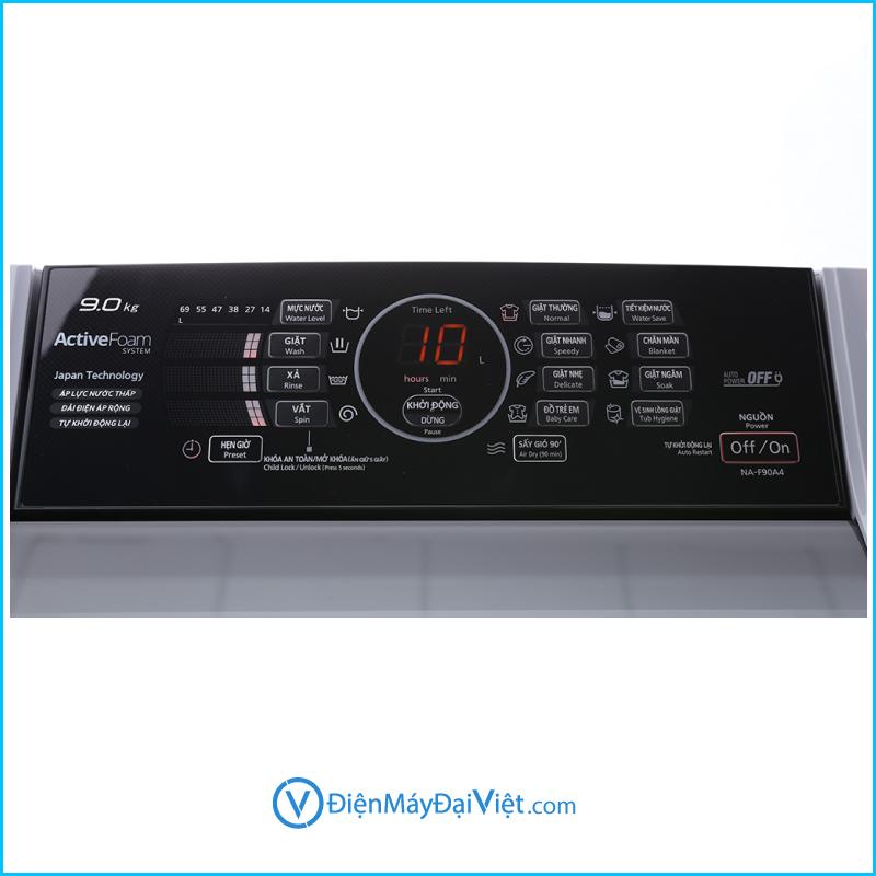 May giat Panasonic 9 kg PN F90A4GRV 4