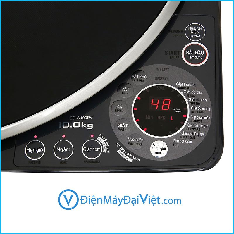 May giat Sharp 10kg ES W100PV H Chinh Hang 4