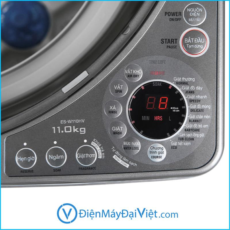 May giat Sharp 11kg ES W110HV S Chinh Hang 3