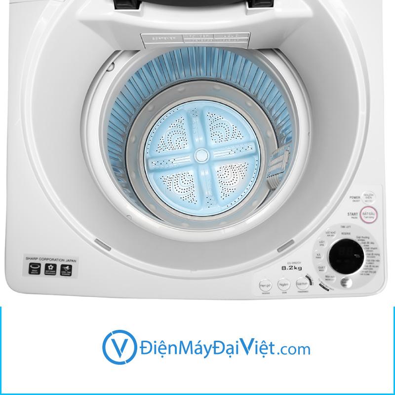 May giat Sharp 8.2 kg ES W82GV H Chinh Hang 3
