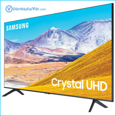 Tivi Samsung 4K 55 inch 55TU8000 Crystal UHD Smart TV4K UHD 2