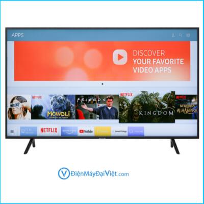 Tivi Samsung 4K 55 inch UA55RU7200 Smart