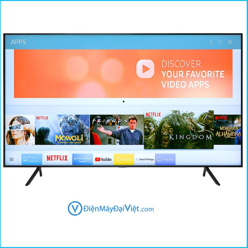 Tivi Samsung 4K 70 inch UA70RU7200 Smart