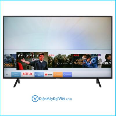 Tivi Samsung 4K UDH 55 inch UA55RU7100 Smart