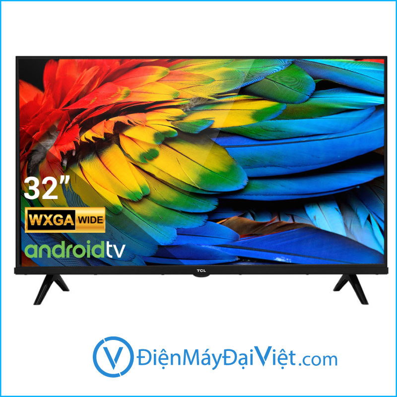 Tivi TCL 32 inch L32S66A Android 1