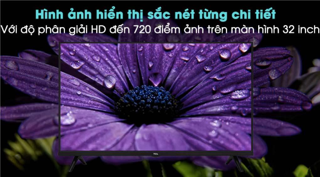 Tivi TCL Voi Do Phan Giai HD