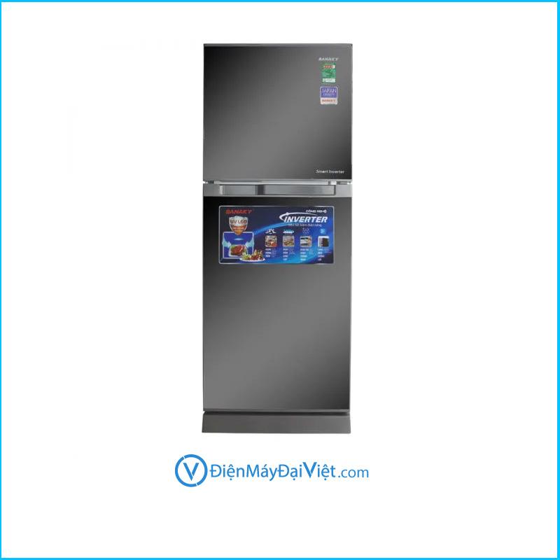 Tu lanh Sanaky Inverter 246 Lit VH 269KG Kinh Guong
