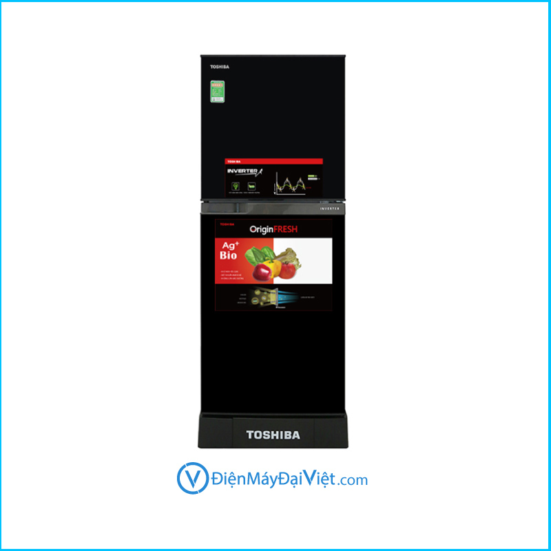 Tu lanh Toshiba Inverter 194 lit GR A25VM