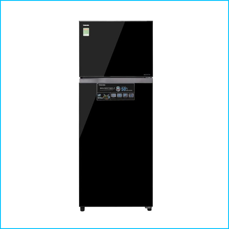 Tu lanh Toshiba Inverter 409 lit GR AG46VPDZ XK Chinh Hang
