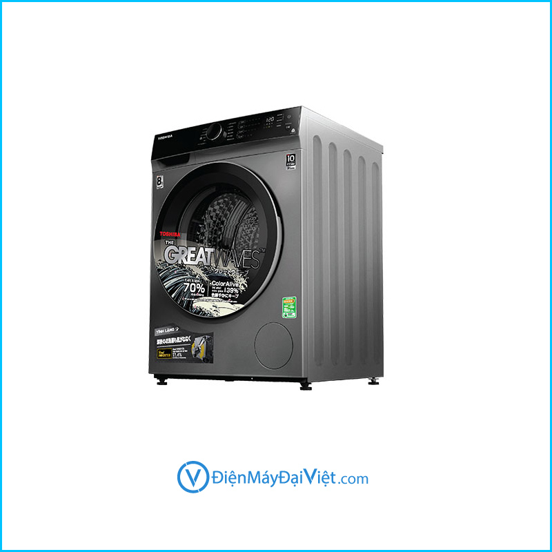 May giat Toshiba Inverter 9.5 kg TW BH105M4SK Chinh Hang 2