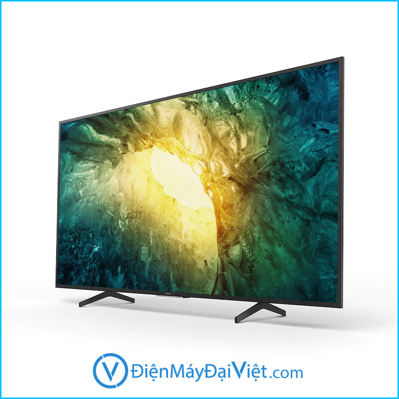 Smart Tivi Sony 4K 55 Inch KD 55X7500H Android 9.0 1