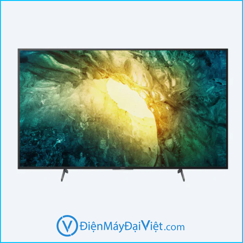 Smart Tivi Sony 4K 55 Inch KD 55X7500H Android 9.0