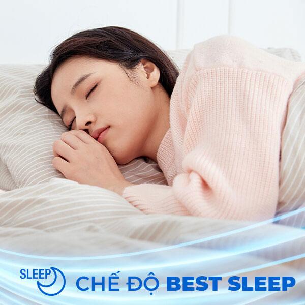 che do best sleep may lanh sharp